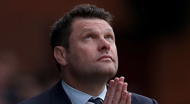 Unclear future: Current Rangers boss Graeme Murty
