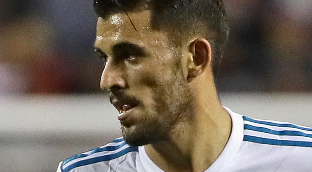 Young gun: Dani Ceballos is doing well at Real Madrid