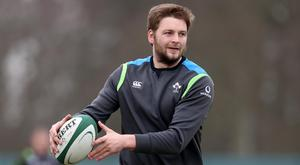 Committed: Iain Henderson has signed up until 2021