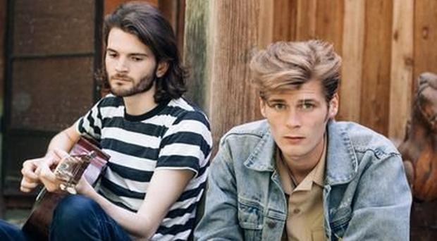 Pictured: Hudson Taylor