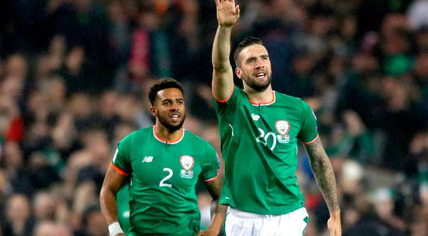 Main man: Shane Duffy was voted the Republic's Senior Player of the Year for 2017