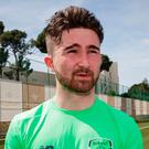 Frontman: Sean Maguire is hoping for first Republic start