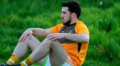 Missing link: Antrim will face Limerick in a vital tie on Sunday without the influential Ryan Murray in their attack