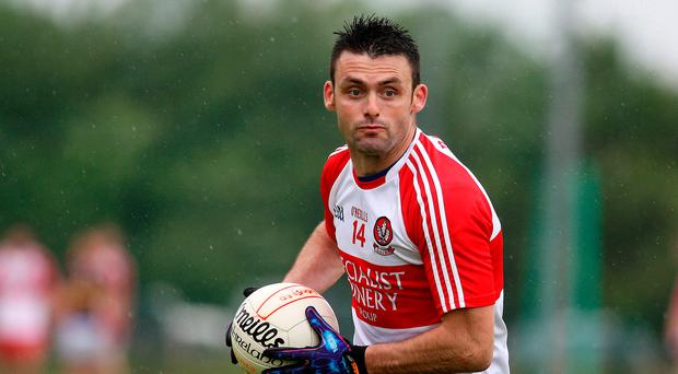 Guiding light: Eoin Bradley has key role with Fermanagh