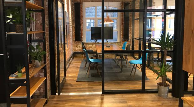 Co-working: The new office concept sweeping Belfast
