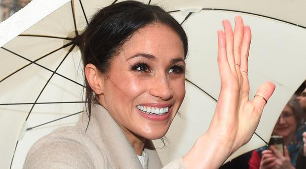 Meghan Markle's Royal Coat Of Arms Will Be 'Designed To Identify' Her