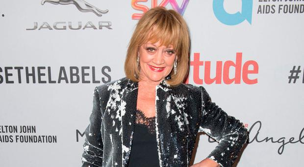 Coronation Street legend Amanda Barrie