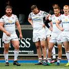 Ulster's season is all but over after Cardiff defeat. Pic: Inpho