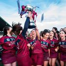 Champions again: Slaughtneil celebrate all-Ireland success