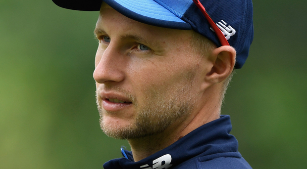 Positive outlook: Joe Root hailed his side's character