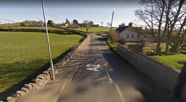 Teresa Denvir, from Cloughey Road in Portaferry, died after the single vehicle crash which occurred close to the junction of Tullymally Road outside Portaferry. Credit: Google Images.