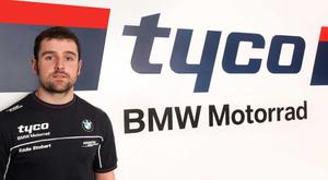 Michael Dunlop will make his road racing debut on the Tyco BMW at the Vauxhall International North West 200.
