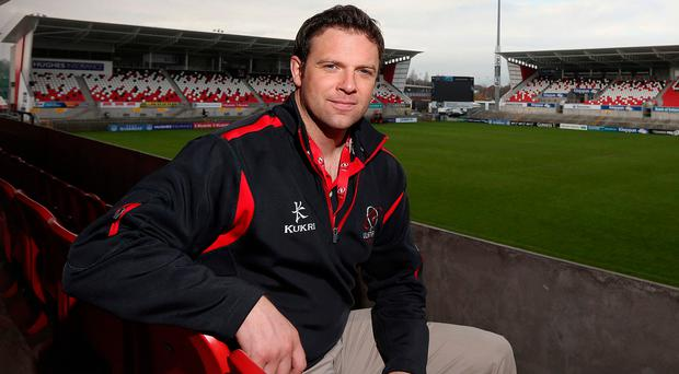 Big decision: Ulster Operations Director Bryn Cunningham has to appoint the right man at the helm