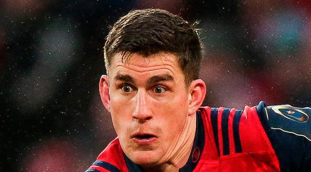 Wise head: Ian Keatley aiming to make history with Munster