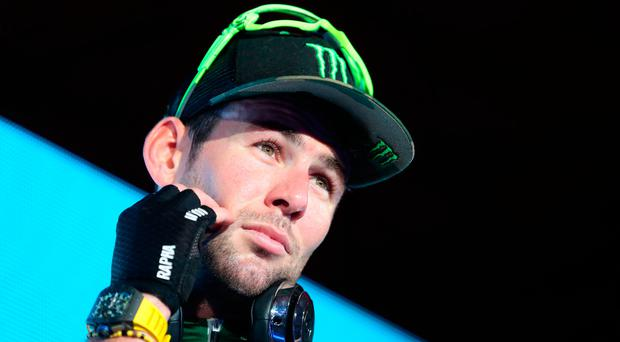 Home turf: Mark Cavendish is set to race the Six Day London
