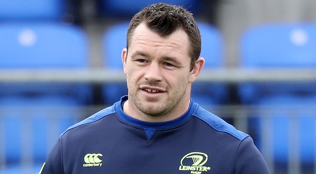 Getting better: Cian Healy feels Leinster are going places