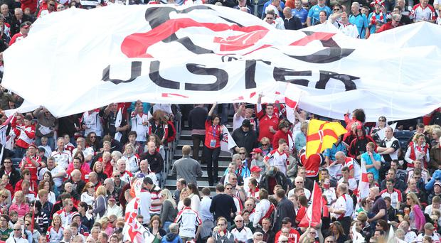 Ulster Rugby prides itself in having a powerful and iconic brand