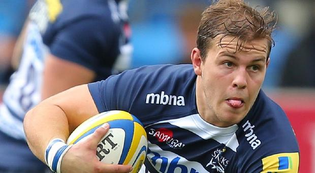Sale Sharks captain Will Addison will join Ulster this summer, according to his current club.