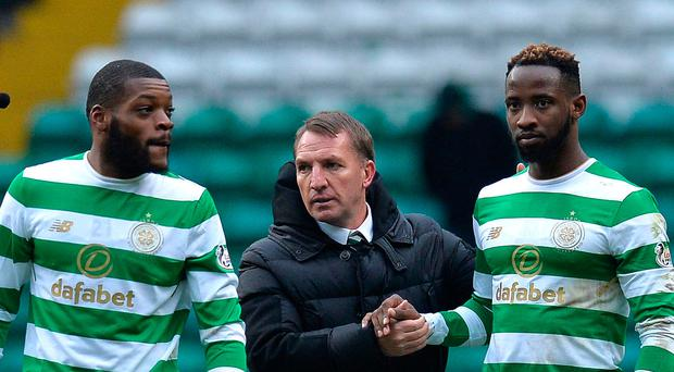 Title in sight: Brendan Rodgers is helping players stay focused