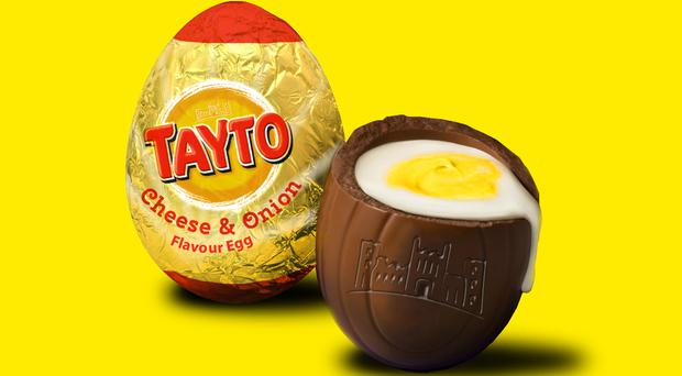 The Tayto Dream Egg