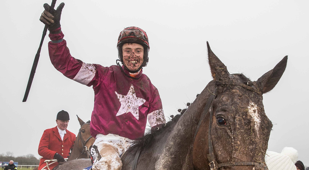 Grand feeling: JJ Slevin hails General Principle's Irish Grand National triumph at Fairyhouse