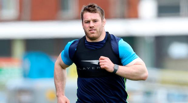 Injury woe: Sean O'Brien has struggled with his shoulder
