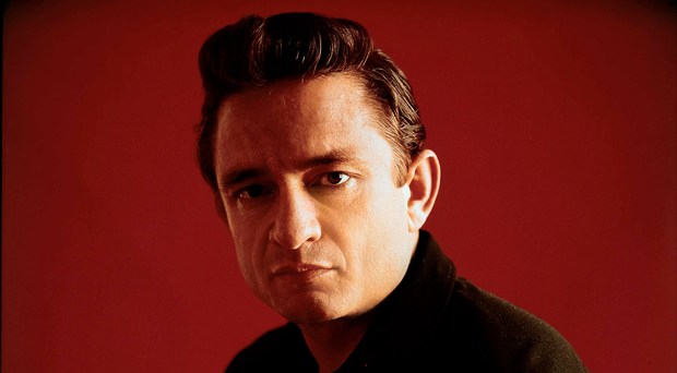 Father's love: Johnny Cash