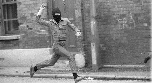 A new exhibition revealing the desolation and destruction experienced during the Troubles will be launched in Belfast next week.