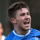 Fitness battle: Josh Windass is struggling with a calf knock