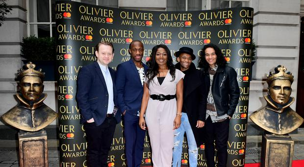 'Hamilton' Finds Success In The West End With Seven Laurence Olivier Awards