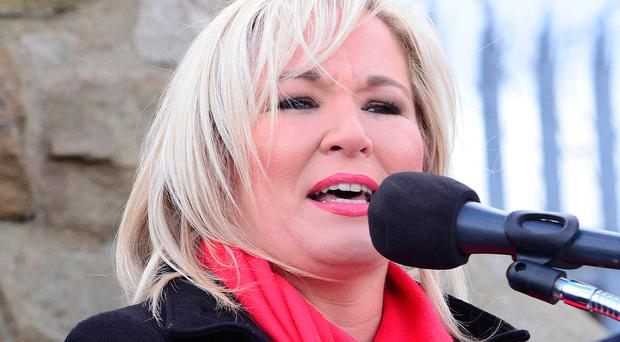 Sinn Fein's Michelle O'Neill is guilty of double standards when it comes to IRA violence