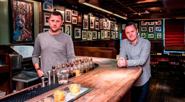 Jack McGarry and Sean Muldoon, the men behind Dead Rabbit
