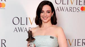 Laura Donnelly, winner of the Best Actress award for 'The Ferryman' (Photo by John Phillips/John Phillips/Getty Images)