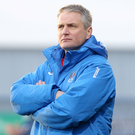 Wanted man: Colin Nixon will have to decide whether or not to leave Ards for Glentoran