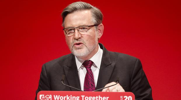 Barry Gardiner, shadow secretary of state for International Trade (Danny Lawson/PA)
