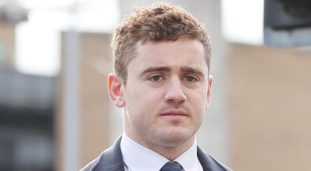 Paddy Jackson is attempting to recover his legal costs (Niall Carson/PA)