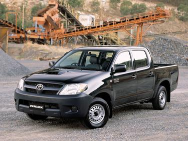 50 years of the Toyota Hilux, the pick-up even Jeremy