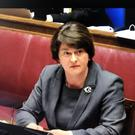 DUP leader Arlene Foster begins giving evidence to the RHI Enquiry at Stormont today. Mrs Foster is expected to give evidence of what she know of the flawed scheme for a number of days.