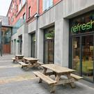 Refresh Cafe at the Skainos Centre on Belfast's Newtownards Road