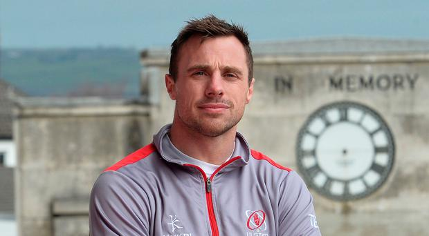 Special occasion: Tommy Bowe is ready for a big night against the Ospreys where he won the Magners League