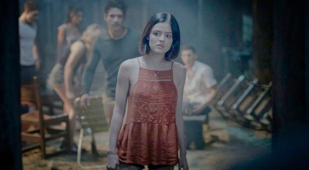 Dark Games Lucy Hale As Olivia In Truth Or Dare