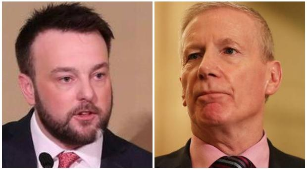 SDLP leader Colum Eastwood has said he won't be taking any lectures from DUP MP Gregory Campbell.
