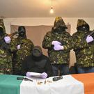 The newly founded Irish Republican Movement is reported to be made up of disgruntled dissident republicans who were former members of Oglaigh Na hEireann which called a ceasefire. Pacemaker