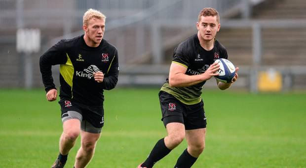 Ulster and Ireland internationals Stuart Olding and Paddy Jackson have not played for almost two years.