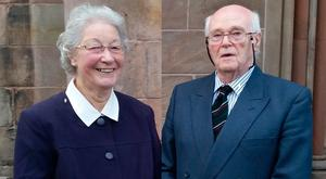 Michael and Majorie Cawdery