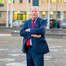 TUV leader Jim Allister will address his party's conference today