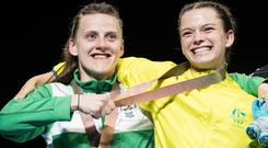 Northern Ireland's Michaela Walsh is adamant she did enough to win the gold medal awarded to her opponent, Australia's Skye Nicolson.