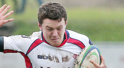 Two tries: Michael Cartmill