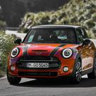Mini hatch (BMW/PA)