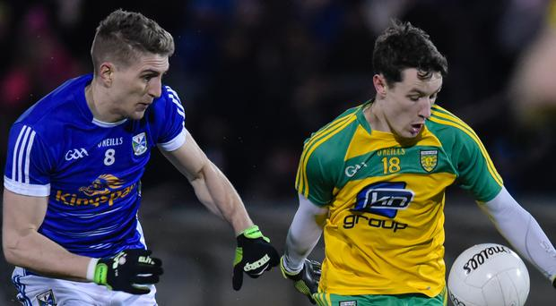 Donegal have been drawn to take on Cavan in this year's Ulster Championship Preliminary Round.